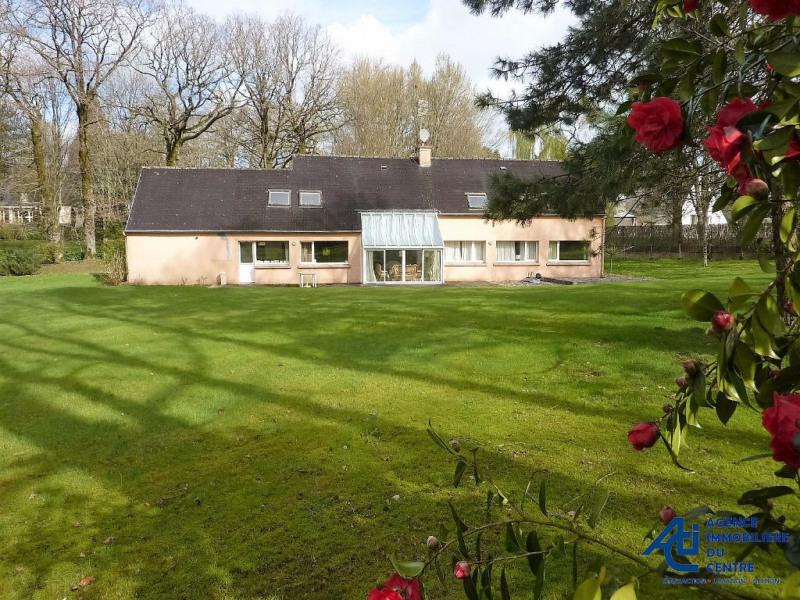Sale house / villa Pontivy 310000€ - Picture 1