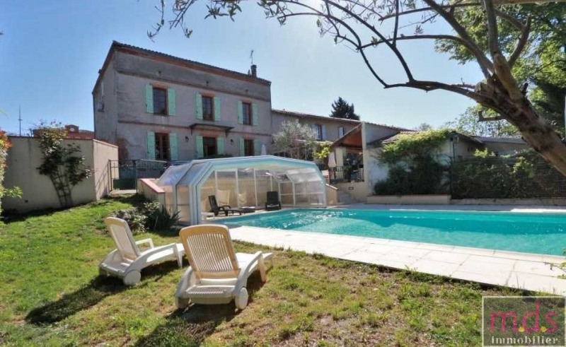 Deluxe sale house / villa Balma 750 000€ - Picture 1
