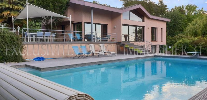 Vente de prestige maison / villa Castanet-tolosan 787500€ - Photo 1