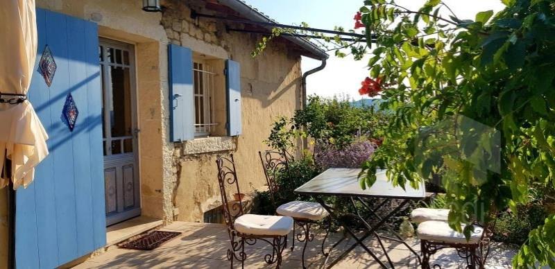 Vente maison / villa Mirmande 440000€ - Photo 1