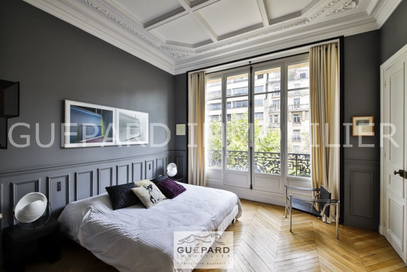 Deluxe sale apartment Paris 17ème 2 790 000€ - Picture 3