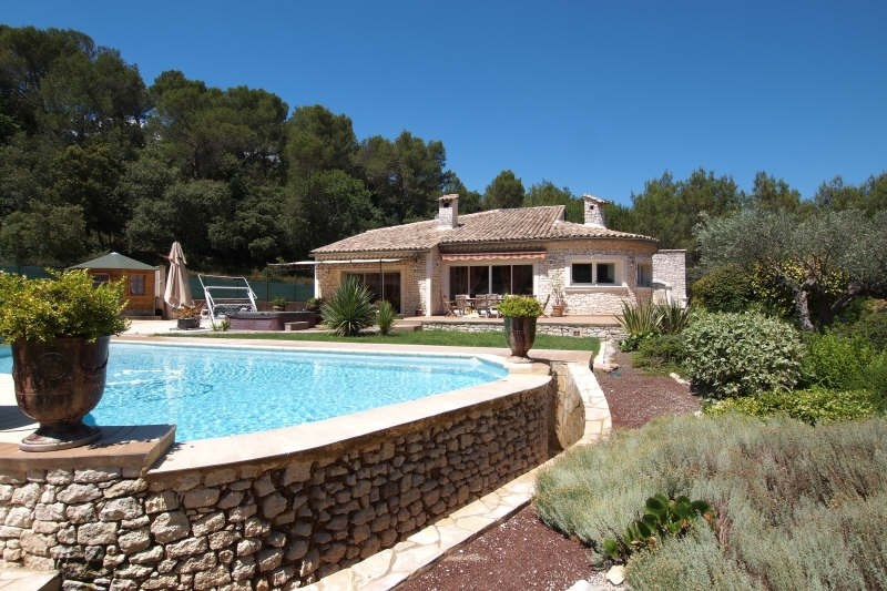 Deluxe sale house / villa Goudargues 795 000€ - Picture 3