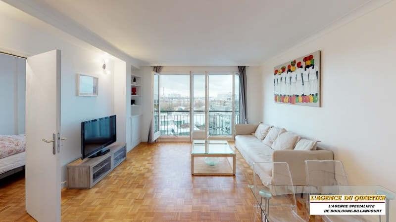 Vente appartement Boulogne billancourt 639000€ - Photo 1