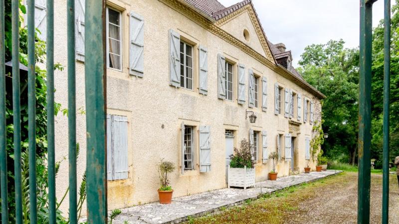 Sale house / villa Morlaas 449000€ - Picture 1