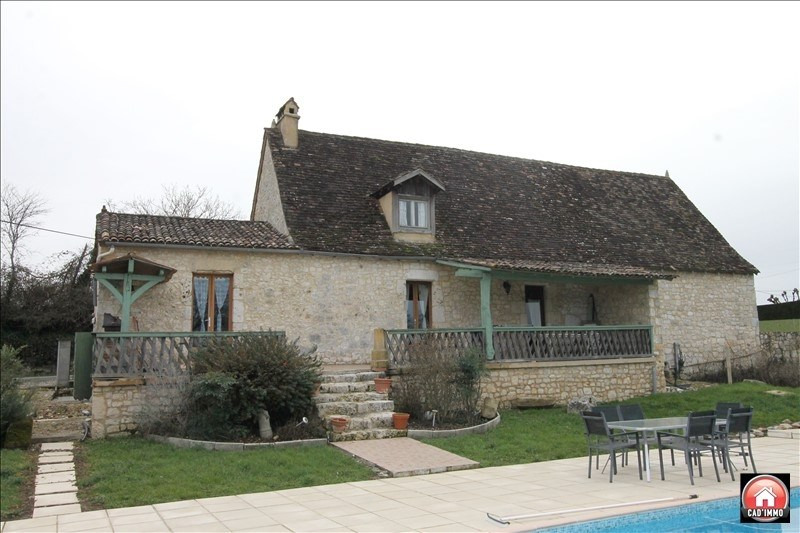 Sale house / villa Faux 234000€ - Picture 2