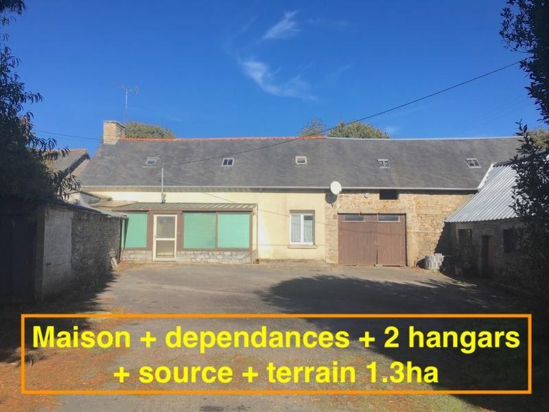 Sale house / villa Saint nicolas du pelem 72000€ - Picture 1