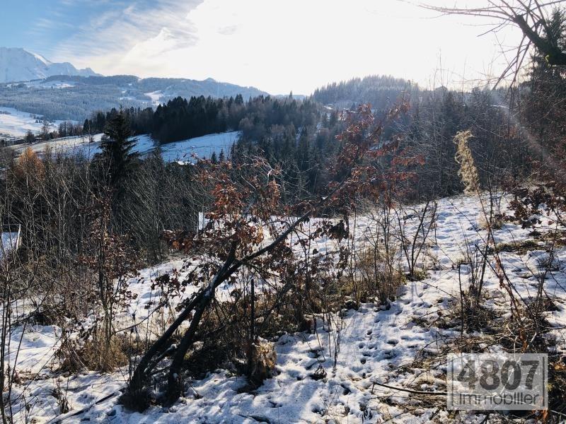 Vente terrain Combloux 293500€ - Photo 2