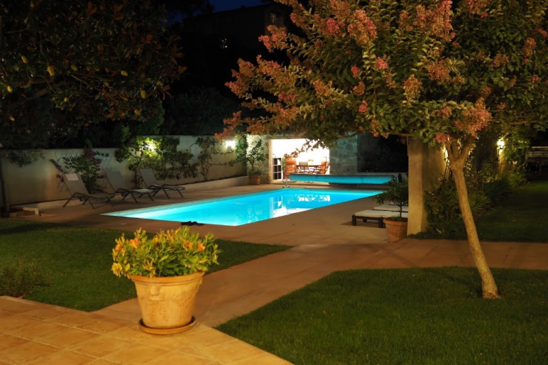Verkauf von luxusobjekt haus Ventabren 861000€ - Fotografie 18