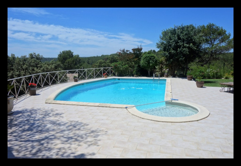 Vente maison / villa Nimes 550000€ - Photo 13