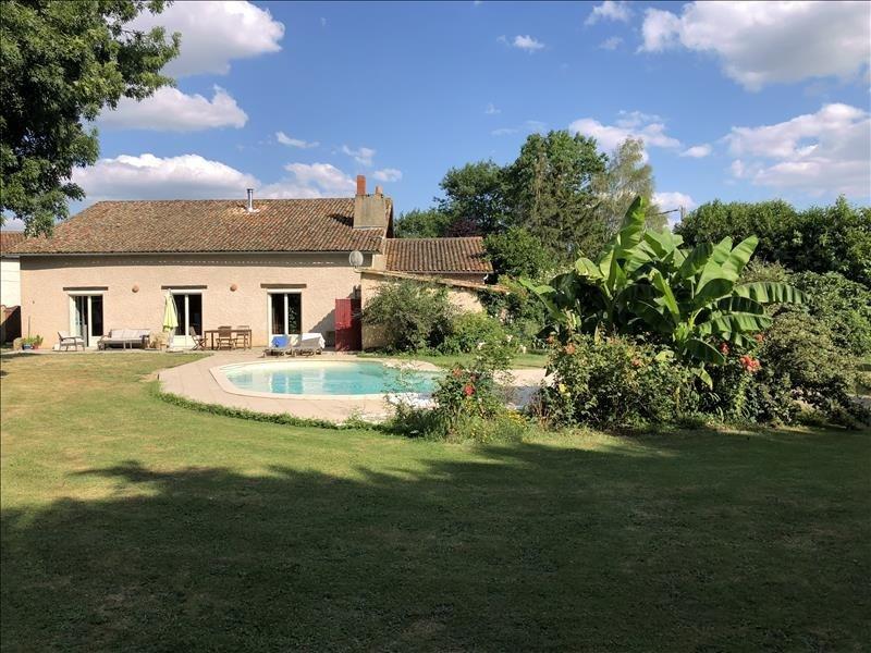 Vente maison / villa Vivonne 249000€ - Photo 1