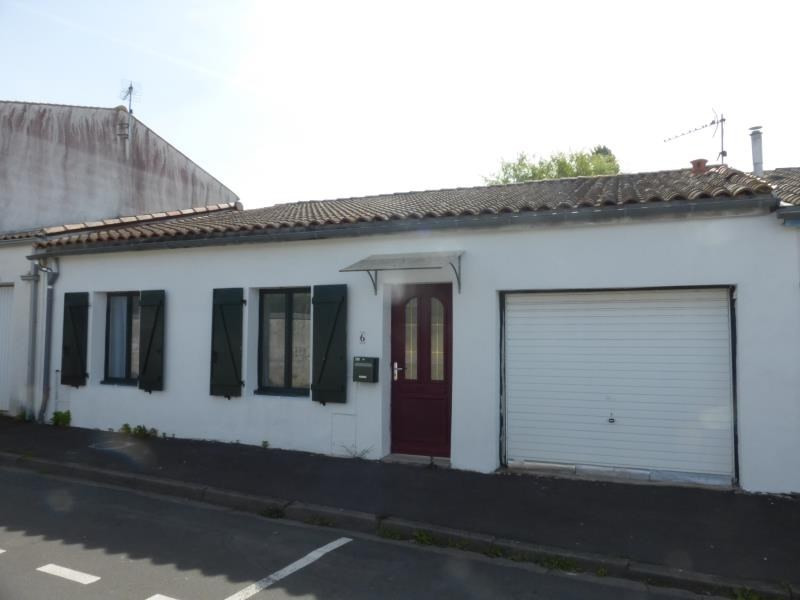 Sale house / villa Rochefort 231 000€ - Picture 1