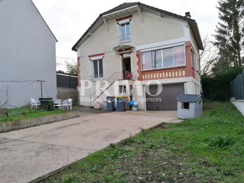 Vente maison / villa Igny 473200€ - Photo 1