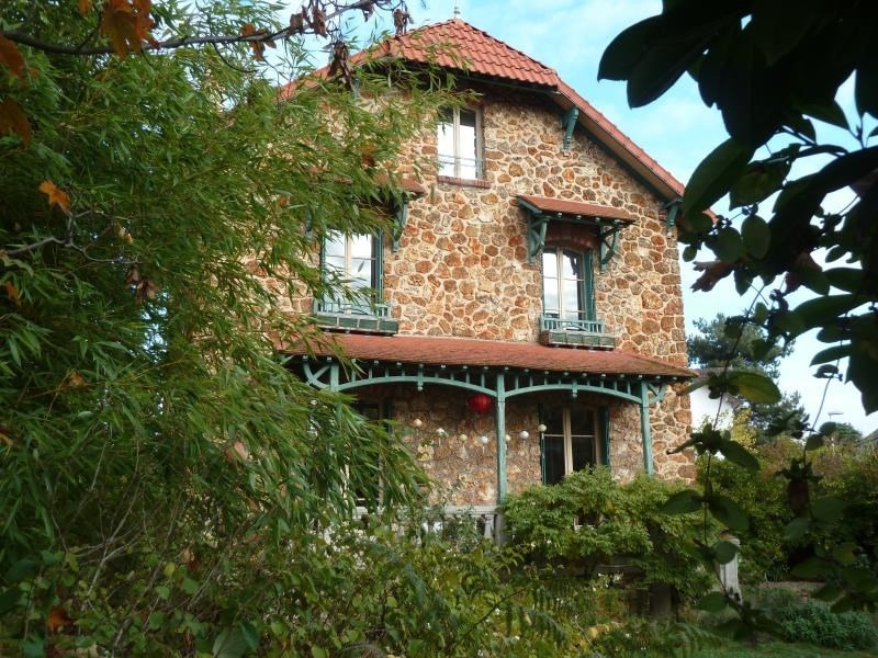 Vente de prestige maison / villa Le pecq 1254000€ - Photo 1