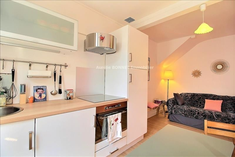 Sale apartment Trouville sur mer 135000€ - Picture 3