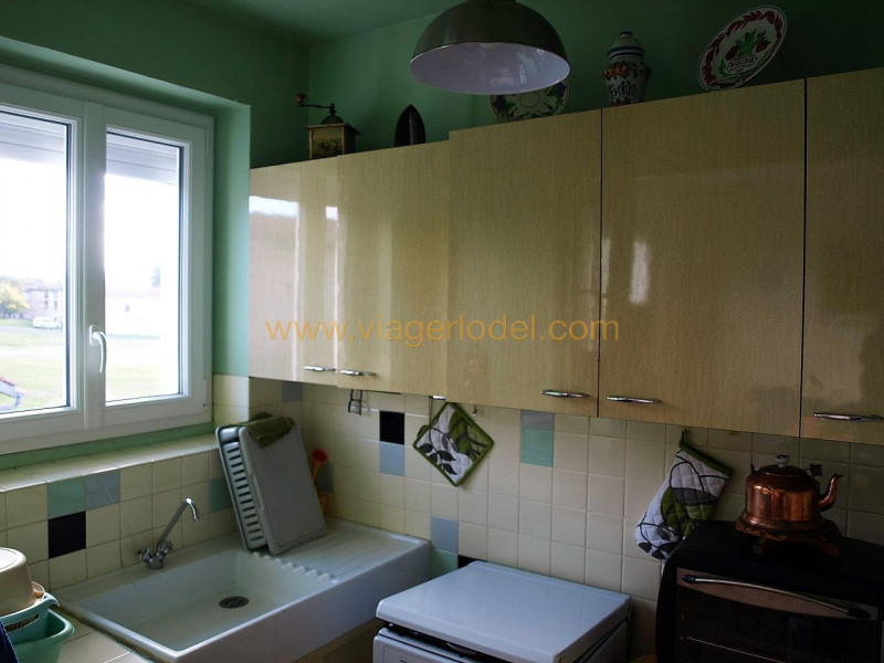 Lijfrente  appartement Saint-maurice-de-lignon 25000€ - Foto 7