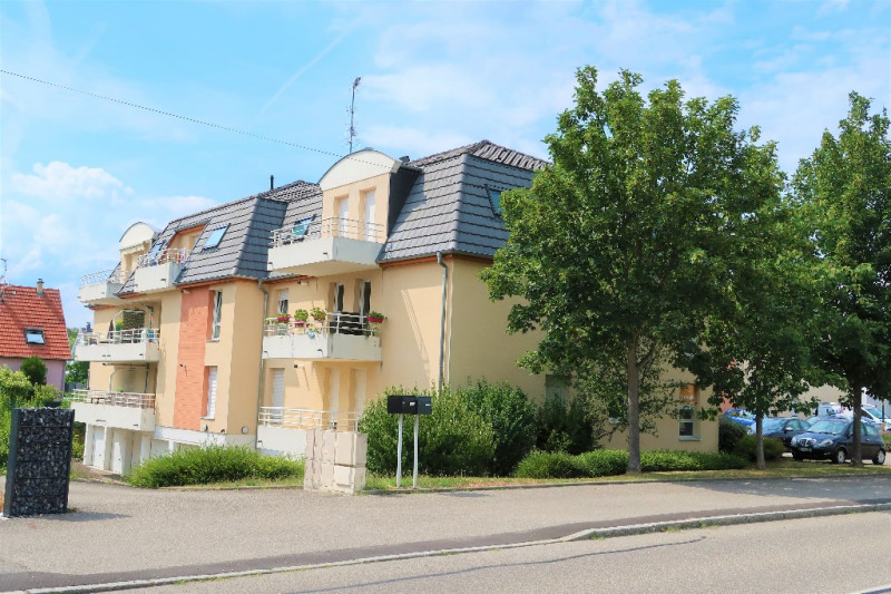 Vente appartement Kembs 204 000€ - Photo 1