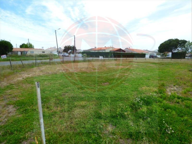 Verkauf grundstück La tranche sur mer 58385€ - Fotografie 1