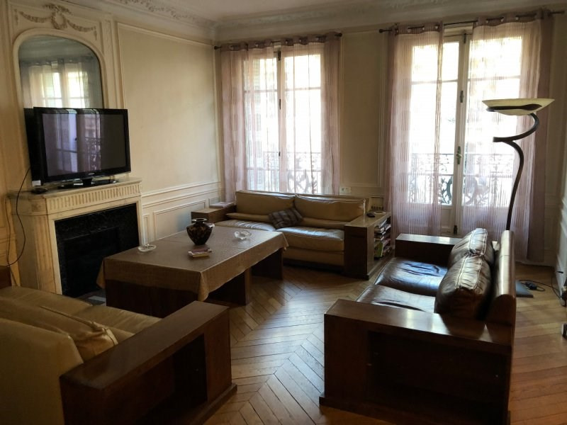 Deluxe sale apartment Paris 17ème 1750000€ - Picture 1