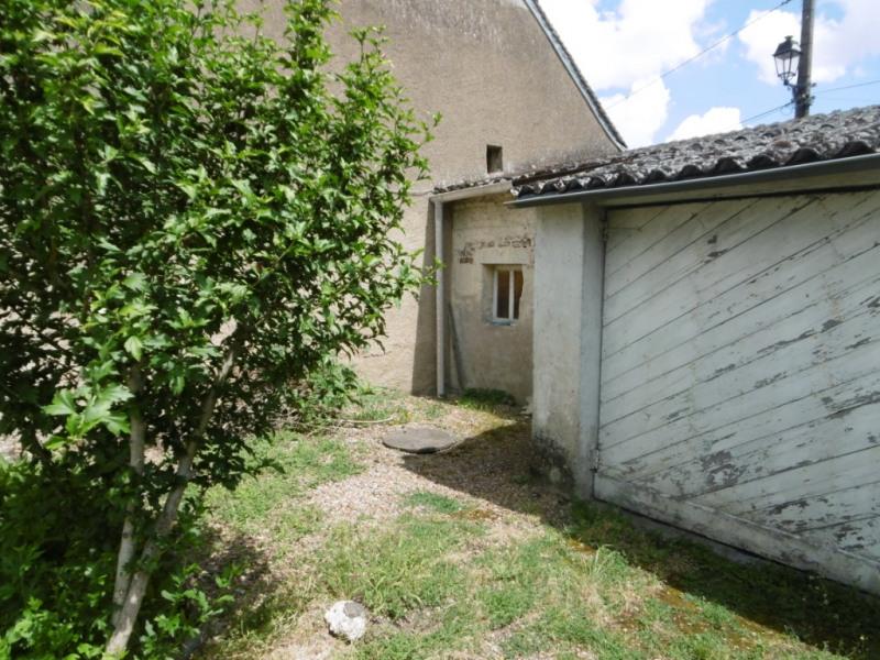 Sale house / villa Montoire sur le loir 9000€ - Picture 2