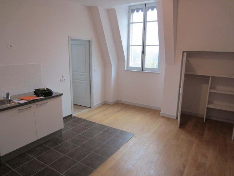 Location appartement Saint-béron 430€ CC - Photo 1