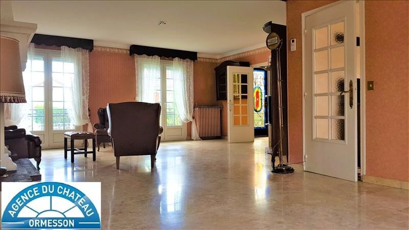 Sale house / villa Ormesson sur marne 459 000€ - Picture 2