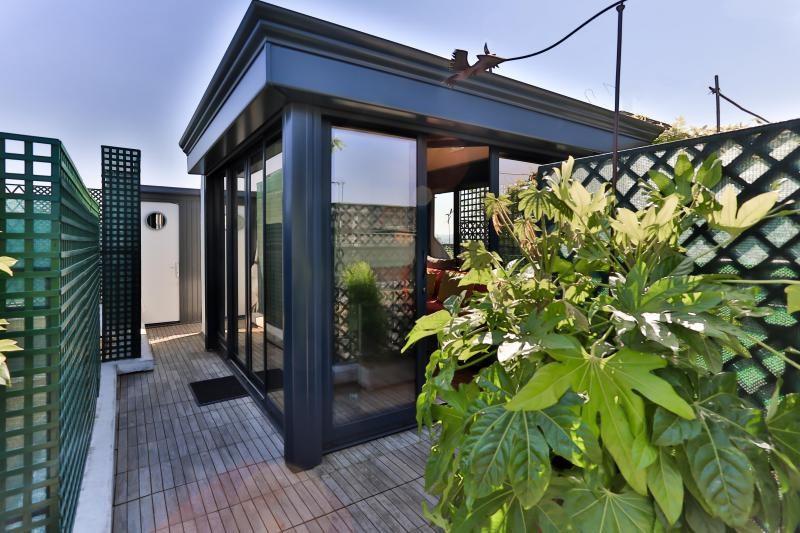 Deluxe sale apartment Paris 16ème 1180000€ - Picture 4