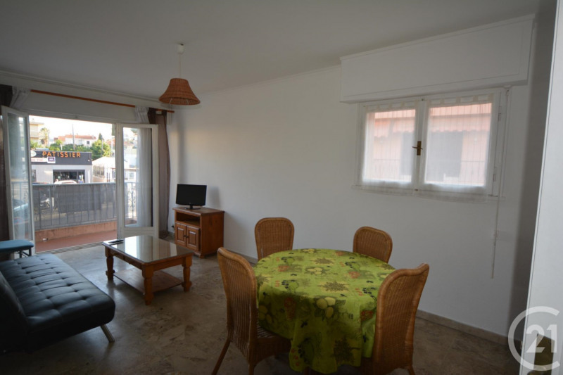 Sale apartment Juan les pins 212 000€ - Picture 1