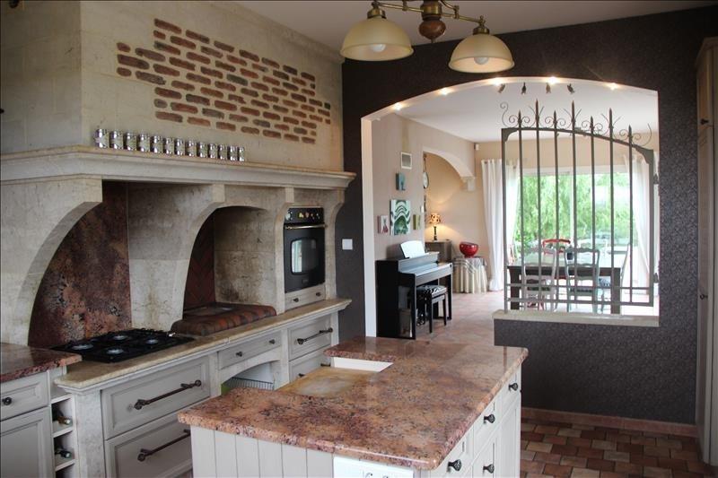 Sale house / villa Janville 275000€ - Picture 3