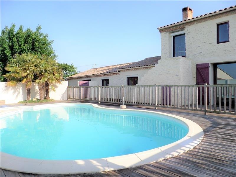 Sale house / villa La plaine sur mer 447000€ - Picture 1