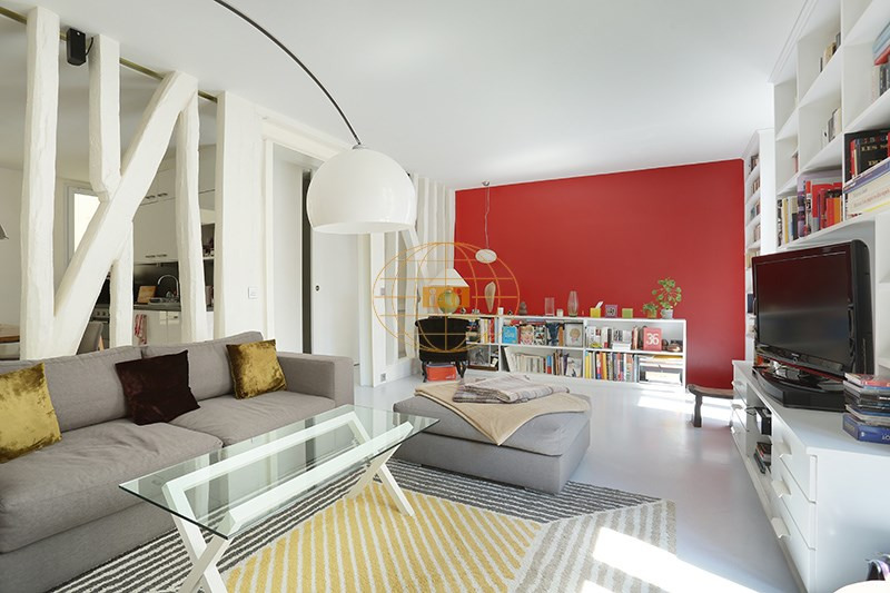 Deluxe sale apartment Paris 9ème 1 190 000€ - Picture 1