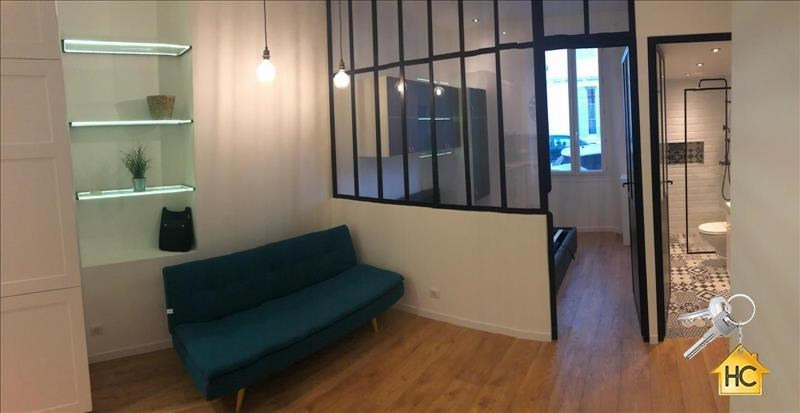 Vendita appartamento Cannes la bocca 134000€ - Fotografia 2