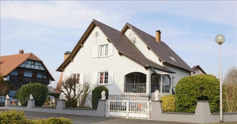 Sale house / villa Lauterbourg 389 000€ - Picture 8