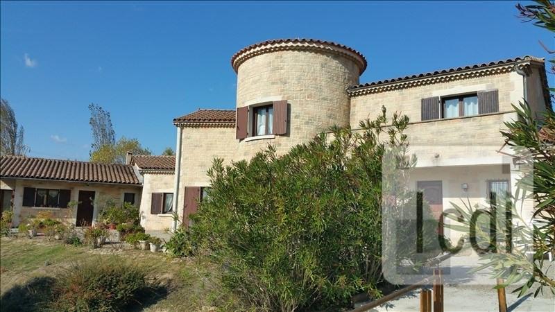 Vente de prestige maison / villa Saint-vincent-de-barrès 818000€ - Photo 1