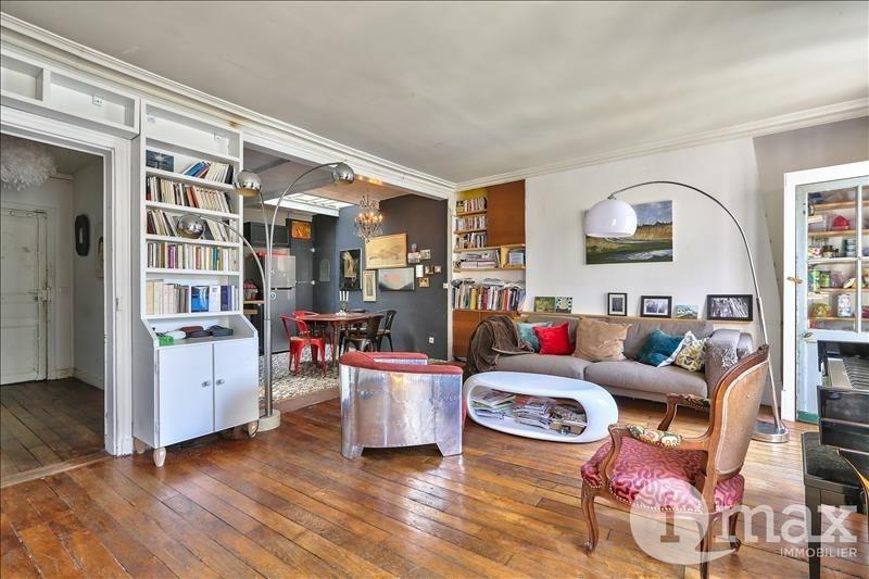 Vente de prestige appartement Paris 2ème 1040000€ - Photo 5