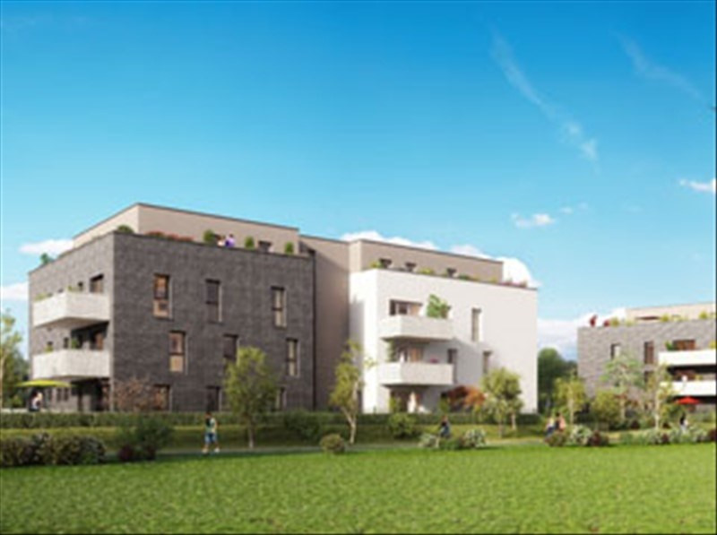 Sale apartment Achenheim 266460€ - Picture 1
