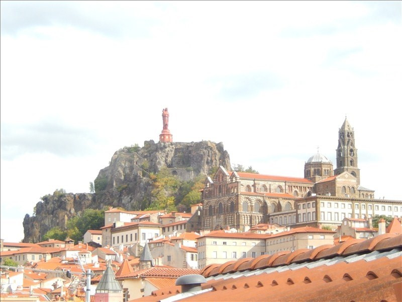 Rental apartment Le puy en velay 465,79€ CC - Picture 4