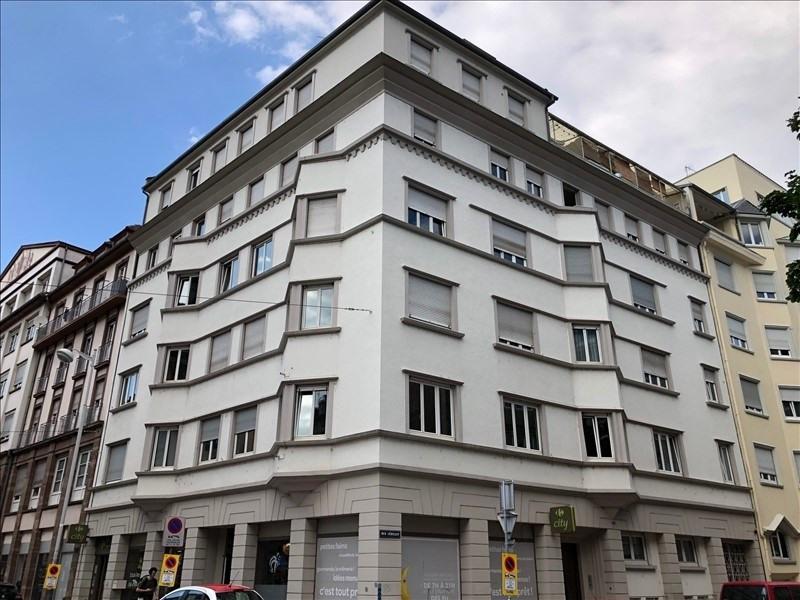 Rental apartment Strasbourg 1015€ CC - Picture 1