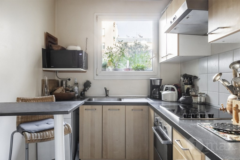 Vente appartement Suresnes 540000€ - Photo 5