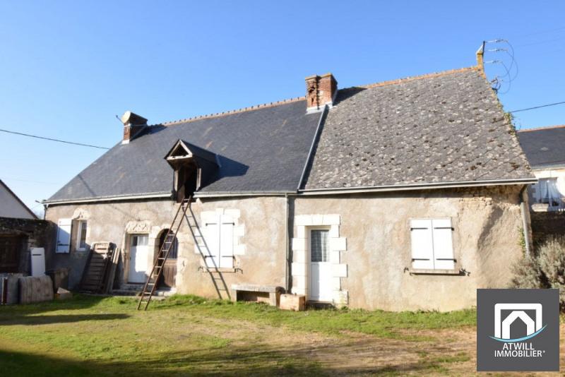 Vente maison / villa Villebarou 135000€ - Photo 1