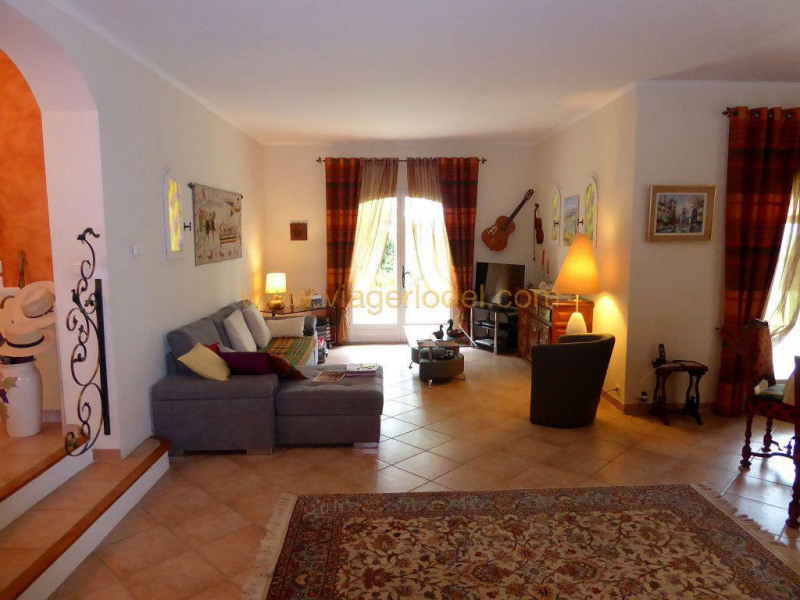 Vendita nell' vitalizio di vita casa Saint-vallier-de-thiey 180000€ - Fotografia 4