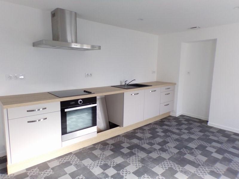 Location appartement Portbail 660€ CC - Photo 1