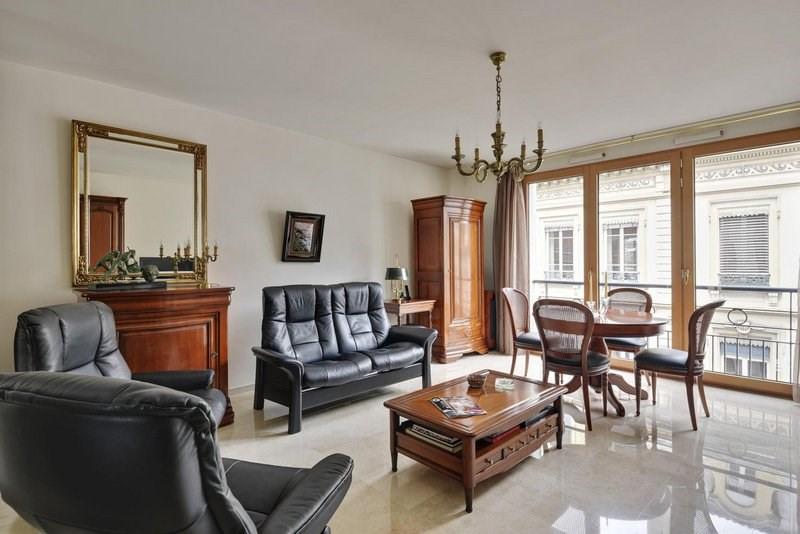 Vente de prestige appartement Lyon 6ème 868000€ - Photo 6