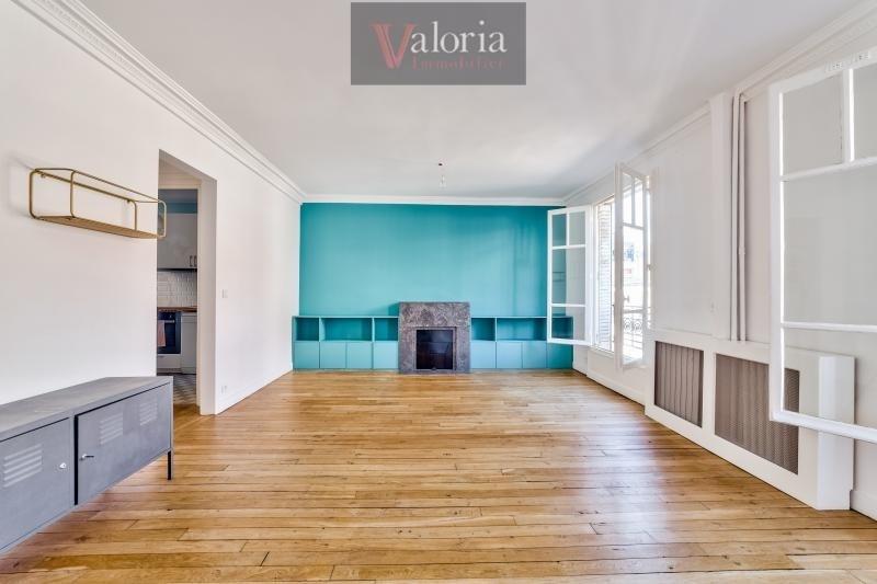 Vente appartement Paris 17ème 599000€ - Photo 2