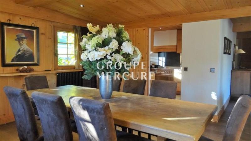 Deluxe sale house / villa Megeve 2290000€ - Picture 5