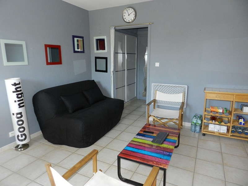 Vacation rental apartment La grande motte 364€ - Picture 1