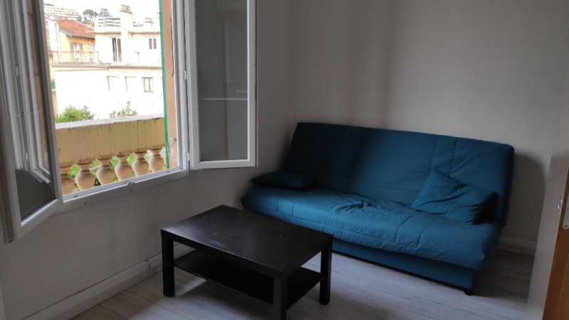 Rental apartment Nice 425€ CC - Picture 1