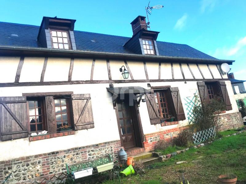 Vente maison / villa Beauficel-en-lyons 143000€ - Photo 12
