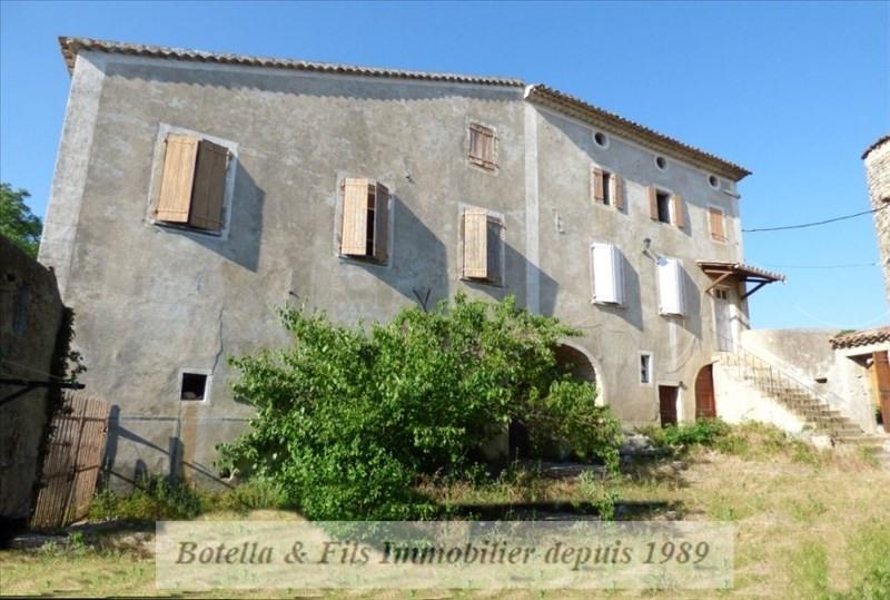 Sale house / villa Barjac 335000€ - Picture 2