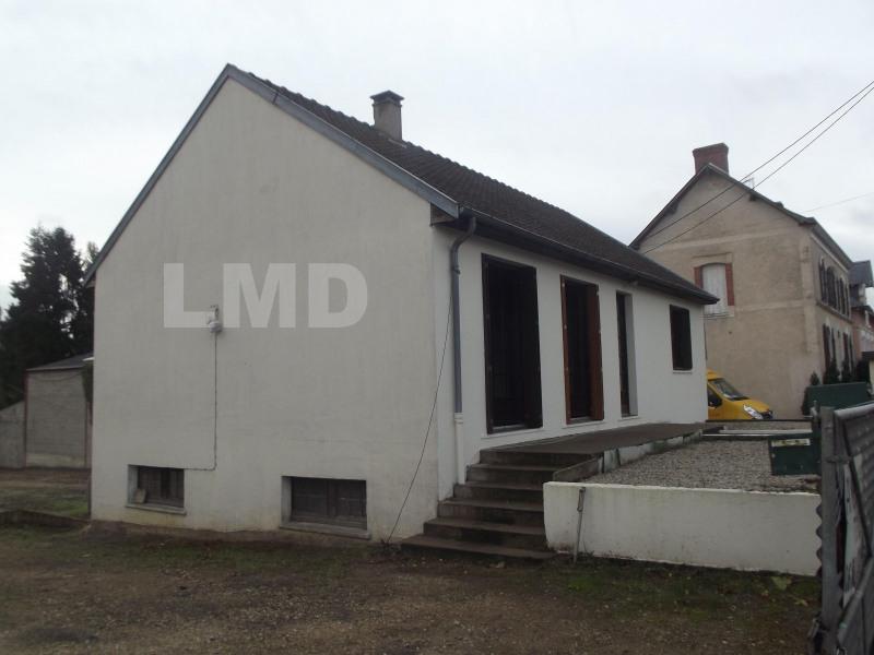 Vente maison / villa Montbizot 134000€ - Photo 2