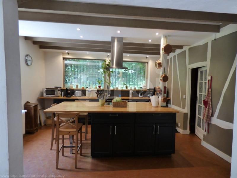 Sale house / villa Lyons la foret 331000€ - Picture 3